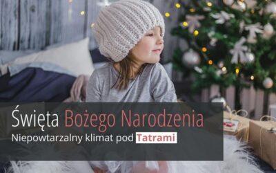 Boże Narodzenie w Tatrach